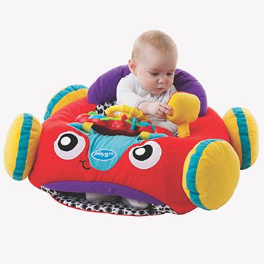 """Игрален център """"Кола"""" - забавление за най-малките"""