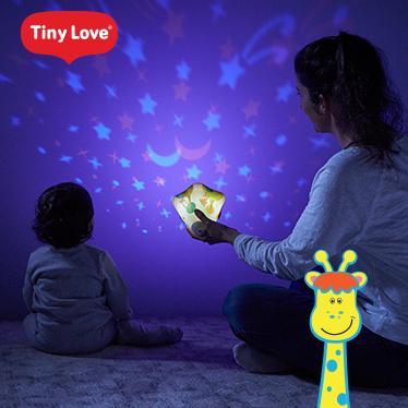Технологията среща бебето с Tiny Love